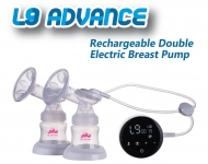 L9 Advance Rechargeable Electric Double Breast Pump