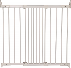 Flexi Fit Metal Gate (Extendable), Screw Mounted