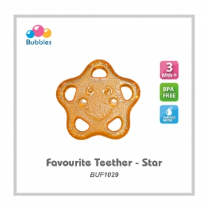 Favourite Teether - Star