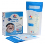 Thermal Sensor Double Ziplock Breastmilk Bags 7oz (25pcs)
