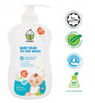 Baby Head To Toe Wash 500ml
