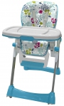 Garden Blue High Chair