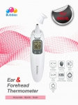 Bubbles Ear and Forehead Thermometer