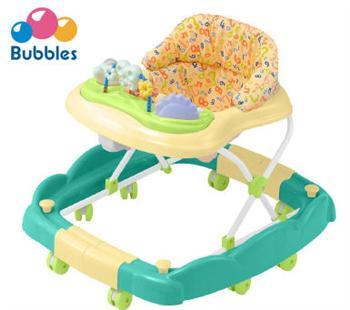 08d1fbba6 2 in 1 Baby Walker - Smiley Green - BEST BUY (BG-1204) - Bubbles